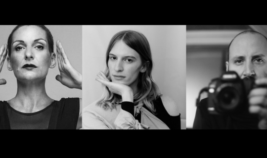 Diversity  & gender in music, digital art and technology with Leil Zahra, Lyra Pramuk & Mic Oala